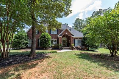 Matthews Single Family Home For Sale: 1236 Millwright Lane