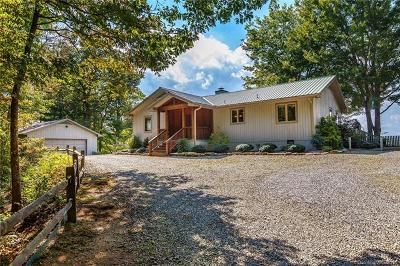 Transylvania County Single Family Home For Sale: 176 Harbor Cove