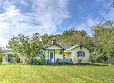 Weaverville Single Family Home For Sale: 21 Dula Springs Road