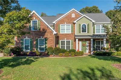 Waxhaw Single Family Home For Sale: 1117 Deep Hollow Court