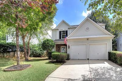 Single Family Home Under Contract-Show: 11817 Golspie Court