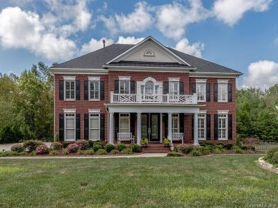 Weddington, Waxhaw Single Family Home Under Contract-Show: 2204 Highland Forest Drive