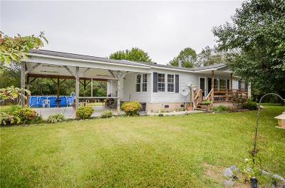 Statesville Single Family Home Under Contract-Show: 668 Dobson Farm Road