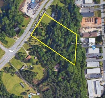 Residential Lots & Land For Sale: 1221? Brawley School Road