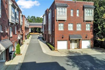 Charlotte Condo/Townhouse Under Contract-Show: 106 N Laurel Avenue #118