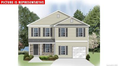 Charlotte Single Family Home For Sale: 5432 Tumbling Brook Lane #LOT 49
