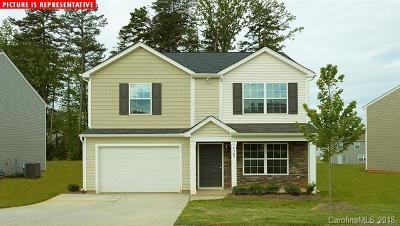 Charlotte Single Family Home For Sale: 5502 Tumbling Brook Lane #LOT 51