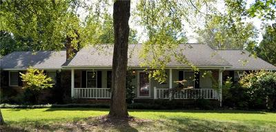 Charlotte Single Family Home For Sale: 4212 Middle Stream Road