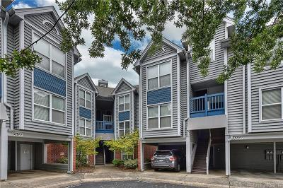 Charlotte NC Condo/Townhouse For Sale: $255,000