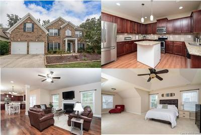 Single Family Home For Sale: 3727 Burnage Hall Road