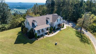 Single Family Home For Sale: 1839 Smokey Mountain Trail