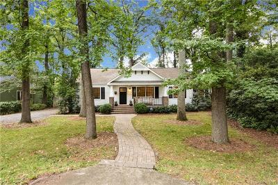 Charlotte Single Family Home Under Contract-Show: 779 Sedgefield Road
