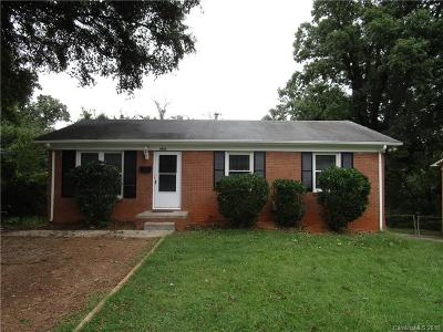 Charlotte NC Rental For Rent: $950