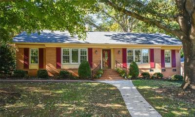 Single Family Home For Sale: 7530 Whistlestop Road