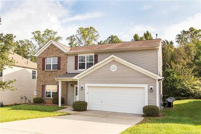 Charlotte NC Single Family Home For Sale: $245,000