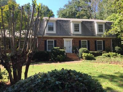 Single Family Home For Sale: 7407 Oakwood Lane