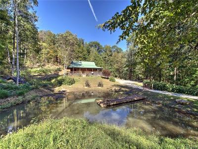 Polk County, Rutherford County Single Family Home Under Contract-Show: 8111 Holbert Cove Road