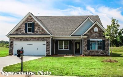 Clover Single Family Home For Sale: 468 Snapdragon Drive #Lot 278