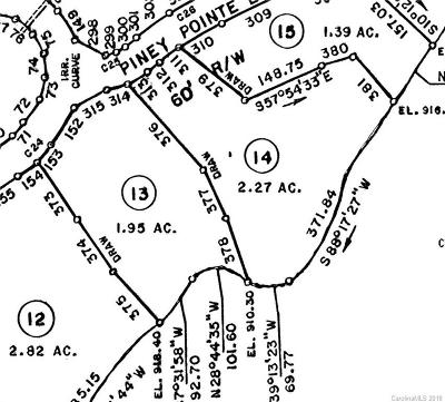 Residential Lots & Land For Sale: Piney Point Lane #14