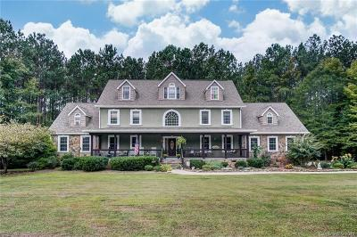Fort Mill Single Family Home For Sale: 2186 McKee Road