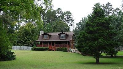 Rutherfordton Single Family Home For Sale: 129 Short Cut Road