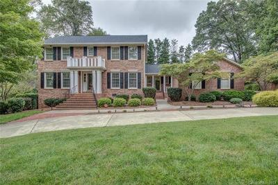 Gastonia Single Family Home For Sale: 1636 Heatherloch Drive