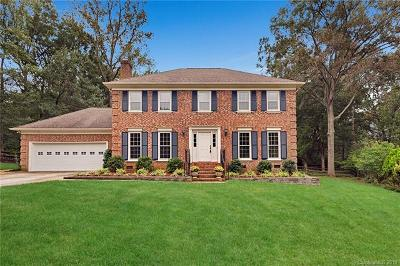 Single Family Home For Sale: 10332 James Madison Court