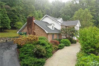 Hendersonville Single Family Home For Sale: 163 Northern Lights Lane