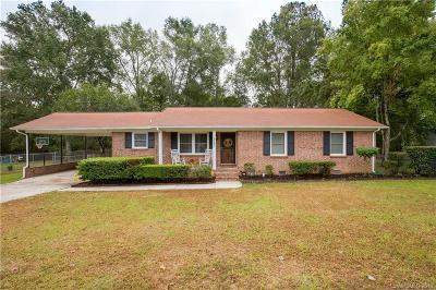 Single Family Home For Sale: 2031 Hilton Way Road
