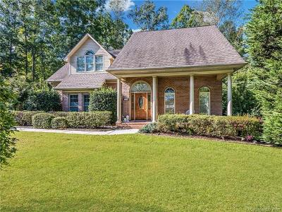 Mooresville Single Family Home For Sale: 760 Big Indian Loop