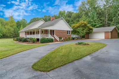 Single Family Home For Sale: 9630 Hood Road