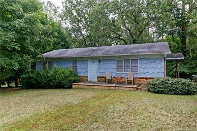 Lincoln County Single Family Home For Sale: 628 Story Woods Road
