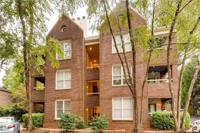 Charlotte Condo/Townhouse For Sale: 2220 Roswell Avenue #A