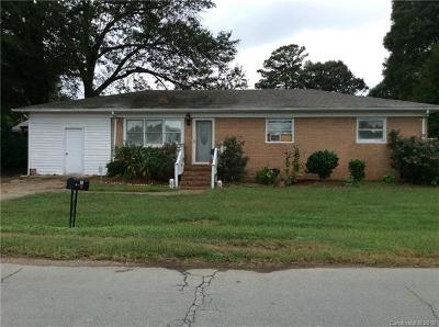 Landis Single Family Home For Sale: 111 Upright Street