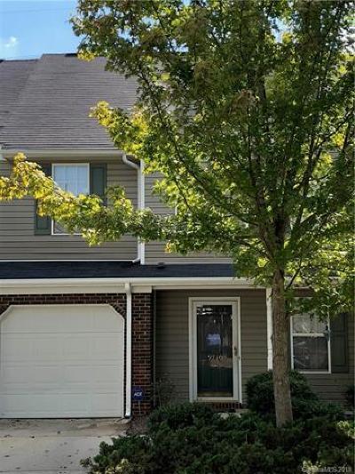 Condo/Townhouse For Sale: 9710 Elizabeth Townes Lane