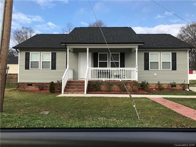 Landis NC Single Family Home For Sale: $183,250
