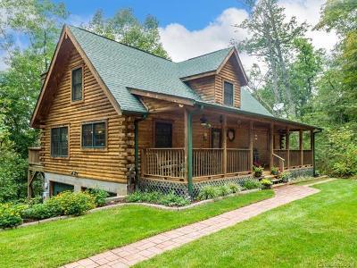 Weaverville Single Family Home For Sale: 70 Sugar Hill Drive #4