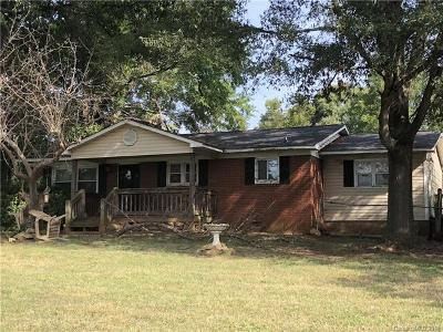 Kannapolis Single Family Home For Sale: 8260 Park Edwards Road