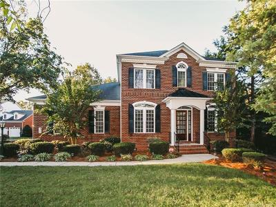 Charlotte Single Family Home For Sale: 3125 Springs Farm Lane