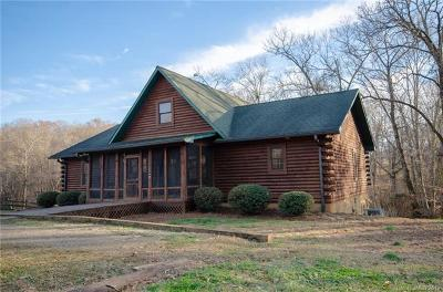 Statesville Single Family Home For Sale: 404 Miller Farm Road