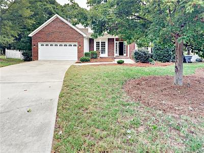 Charlotte NC Single Family Home Under Contract-Show: $269,900