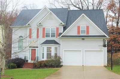 Huntersville Single Family Home For Sale: 10427 Blackstock Road