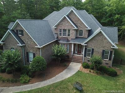 Single Family Home For Sale: 5808 Cross Point Court