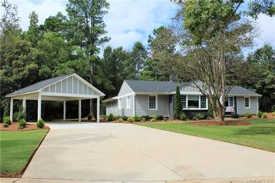 Rock Hill Single Family Home For Sale: 1147 Myrtle Drive