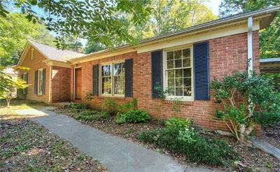 Single Family Home For Sale: 6821 Old Post Road