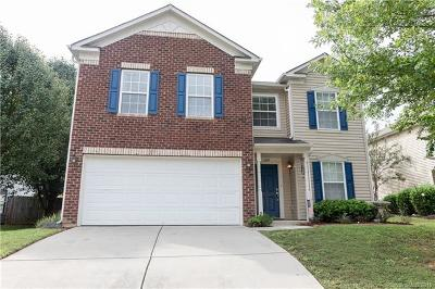 Kannapolis Single Family Home For Sale: 1405 Matthew Allen Circle
