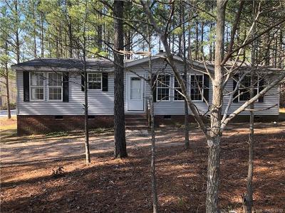 Polkton Single Family Home For Sale: 101 Pine Ridge Loop