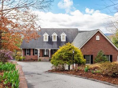 Weaverville Single Family Home For Sale: 50 Hillcrest Drive