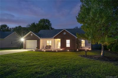 Indian Trail Single Family Home For Sale: 303 Plyler Road