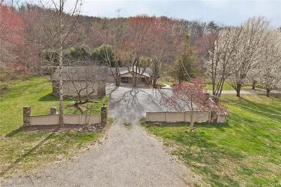 Asheville Single Family Home Under Contract-Show: 25 Little Knob Road #A